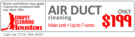 HVAC and air duct cleaning